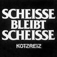 Kotzreiz-Scheisse